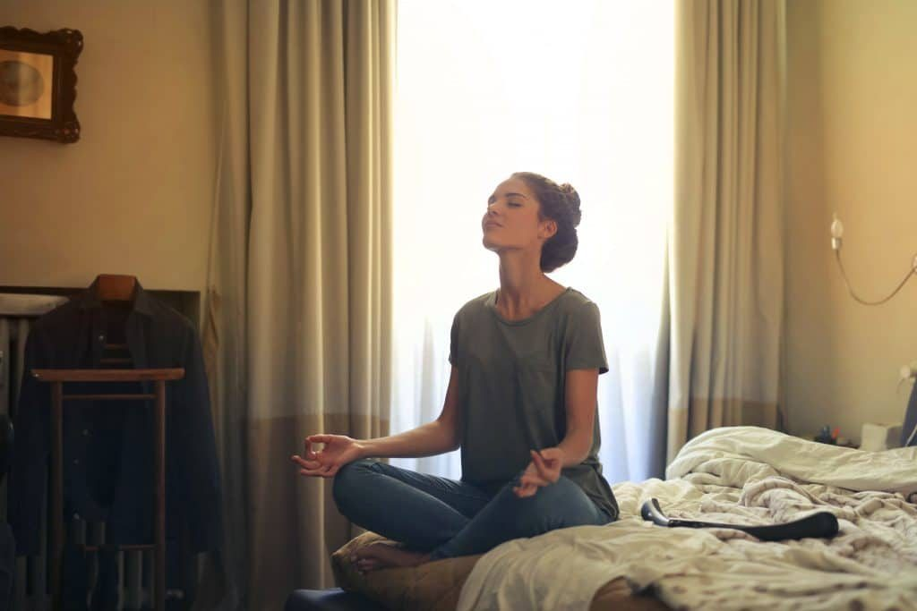 Os 5 melhores apps para meditar em casa