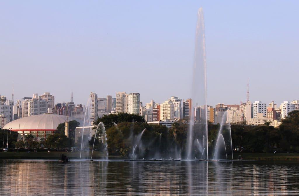 Ibirapuera é o melhor parque da cidade, segundo estudo
