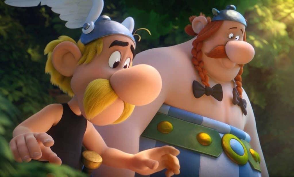 """""""Asterix e o segredo da poção mágica"""" está na programação do Festival Varilux em Casa Foto: Divulgação"""