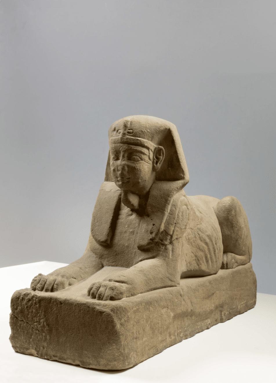 exposição Egito