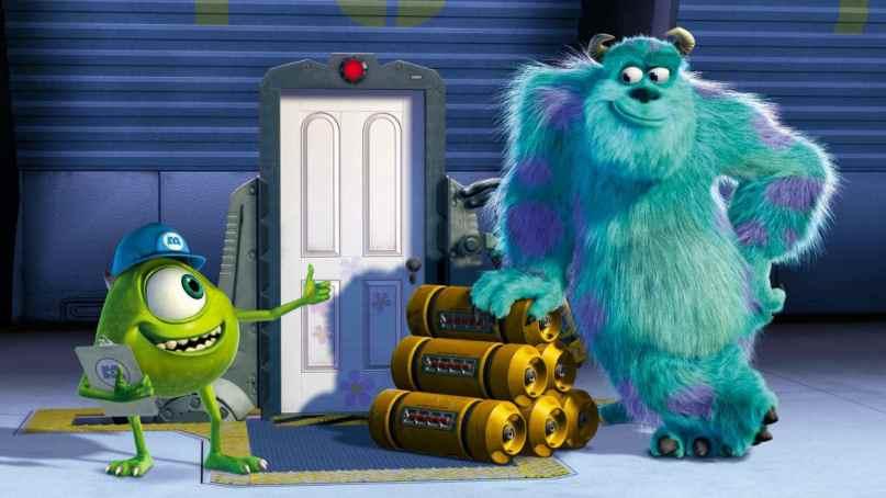 Monstros S.A. da Pixar