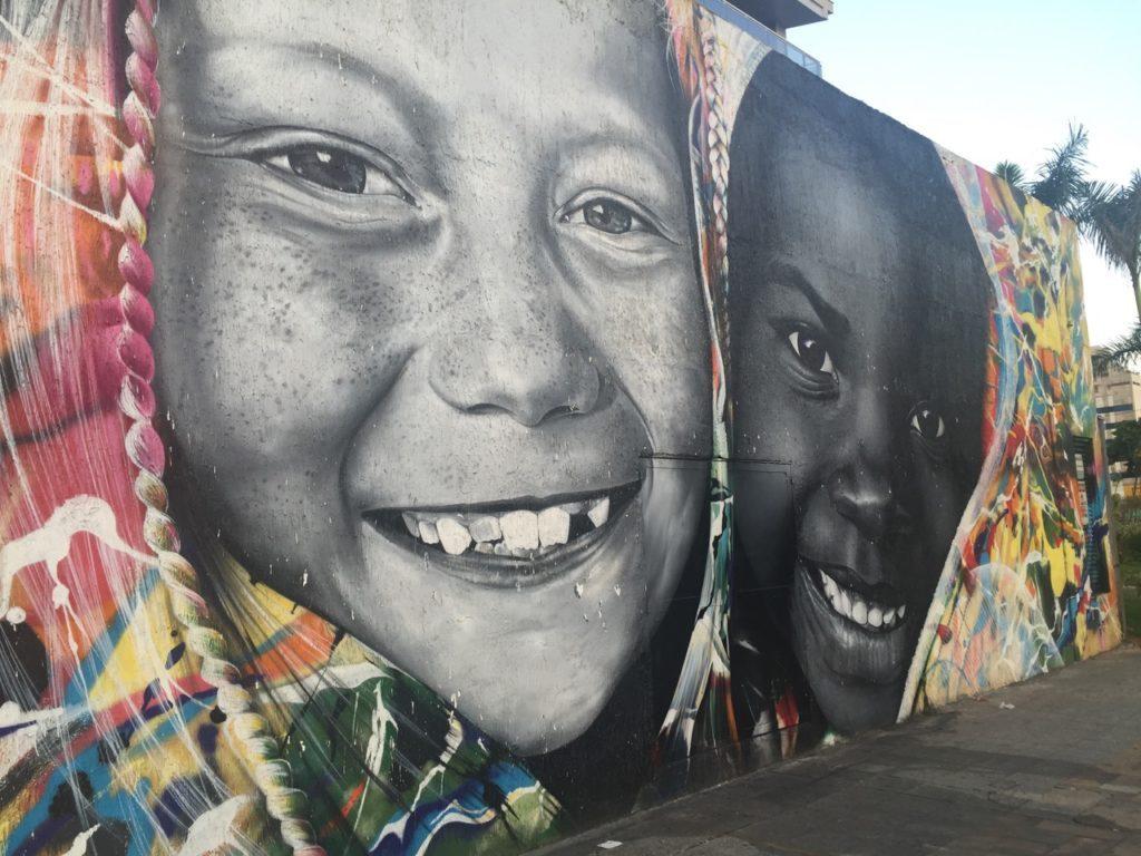 Um tour virtual por 10 dos grafites mais conhecidos da cidade
