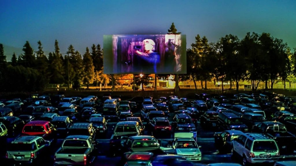 cine drive in sp