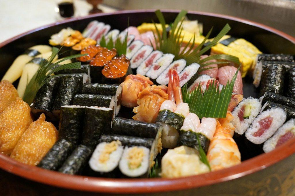 comida japonesa dia da imigração