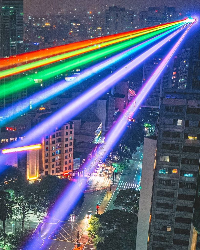 parada lgbt rainbow