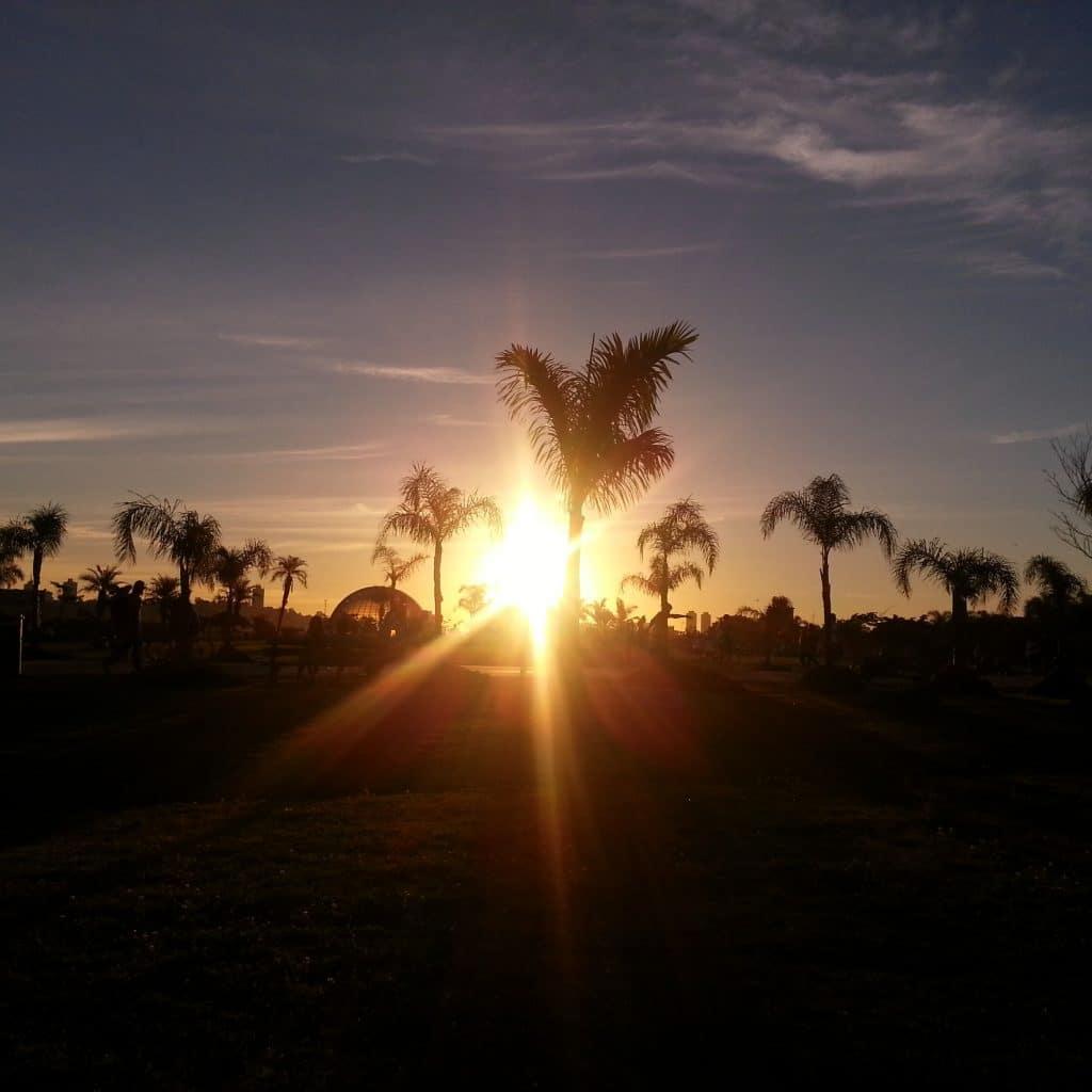 vila-lobos por do sol sp