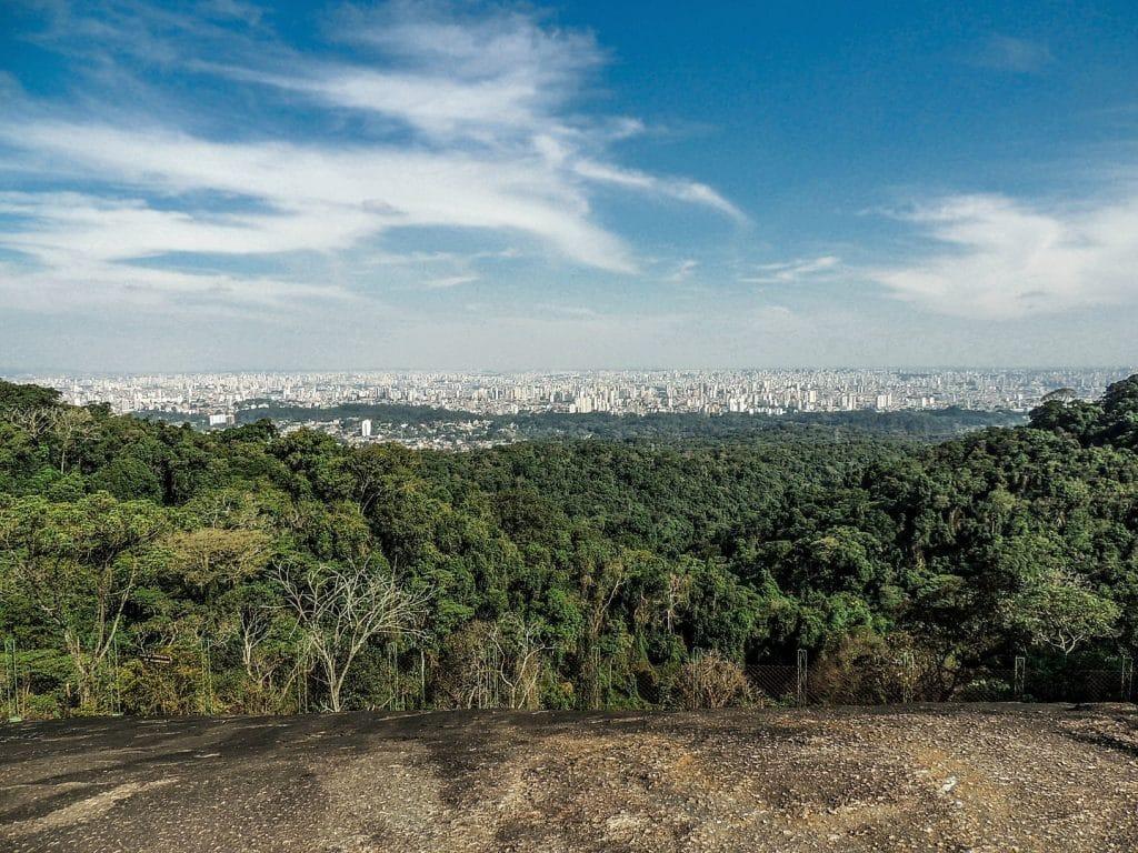 Parque da Serra da Cantareira Pedra Grande