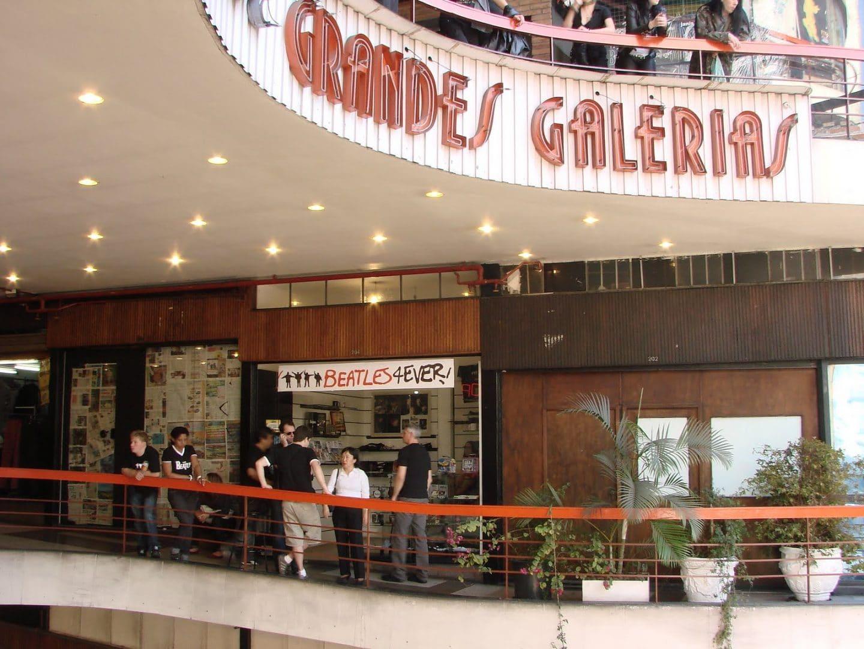 galeria do rock beatles 4 ever