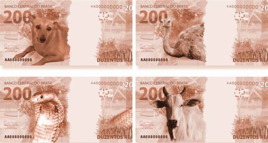 nota r$200
