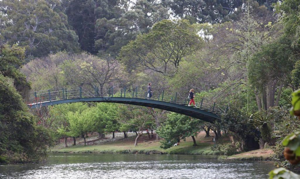 parques reabertos SP