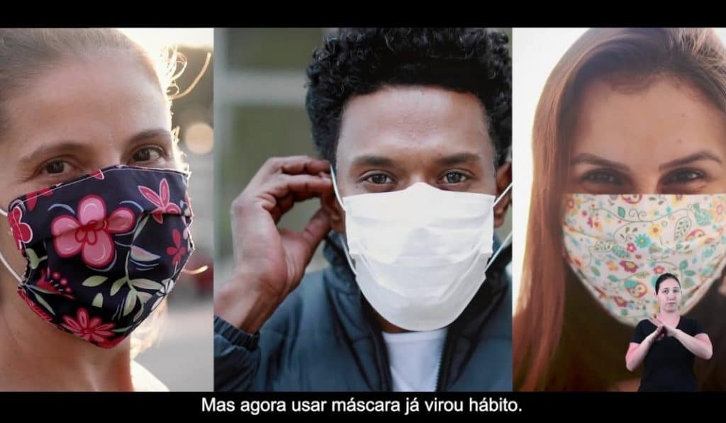 campanha mascara sp