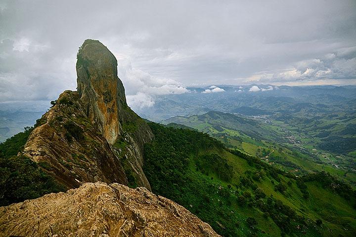 SP terá rotas turísticas na Serra da Mantiqueira