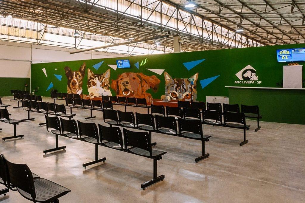 Zona Sul de São Paulo ganha hospital veterinário público