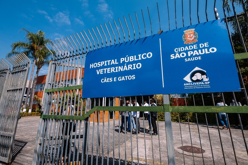 hospital veterinario publico zona sul 3