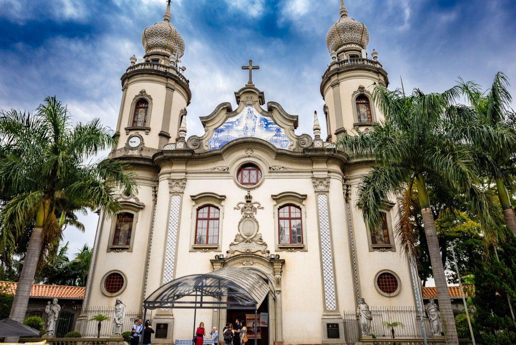 igreja nossa senhora do brasil jardins