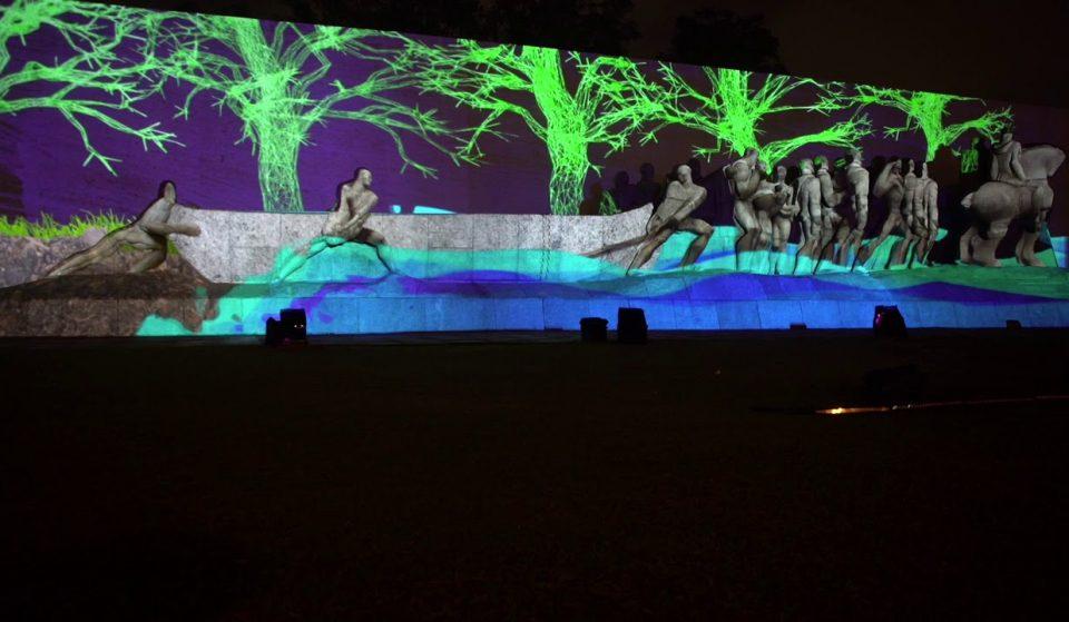 Festival de Luzes vai iluminar e colorir SP