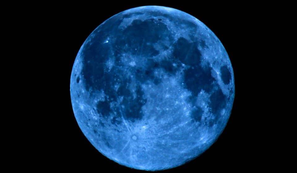 No dia de Halloween, uma Lua Azul estará no céu
