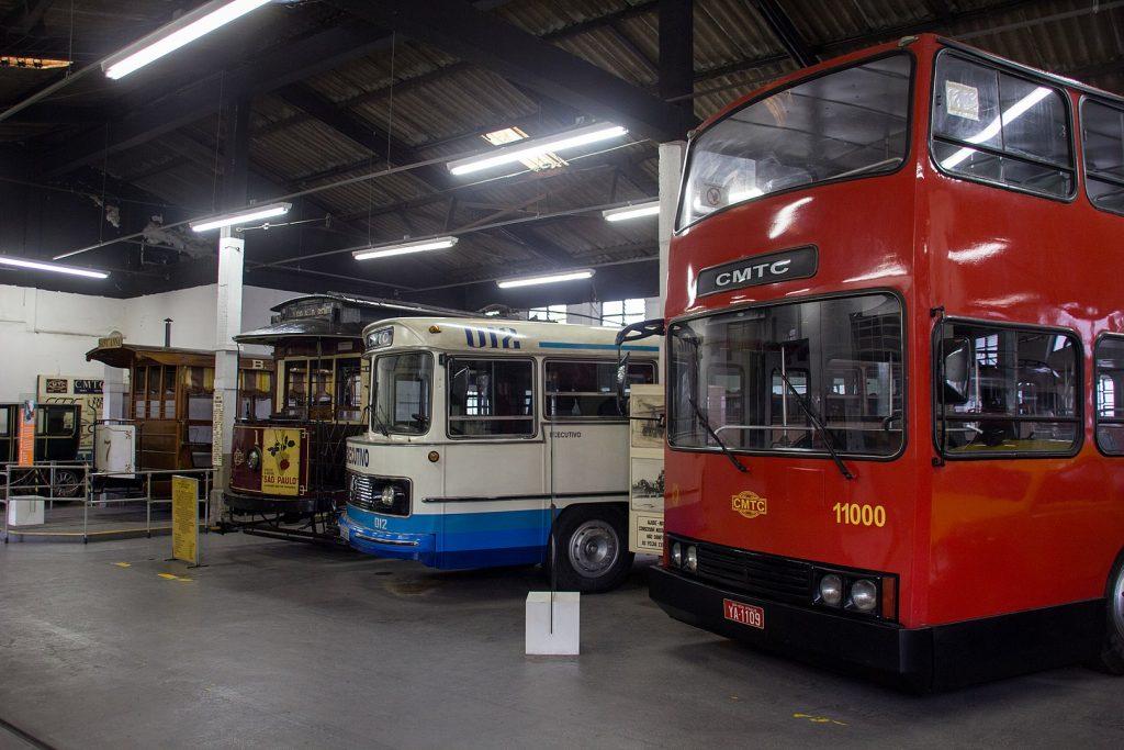museu do transporte público