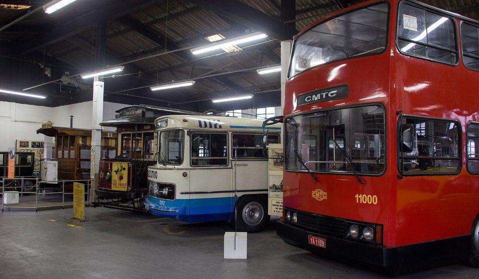 Conheça a história do transporte coletivo em SP