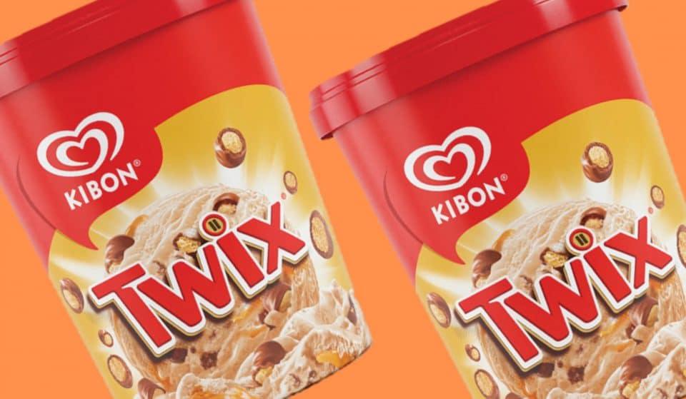 Kibon TWIX chega às lojas de São Paulo