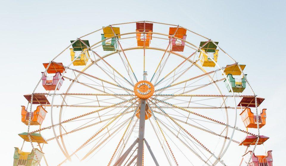 Parques de diversão poderão reabrir a partir do dia 23