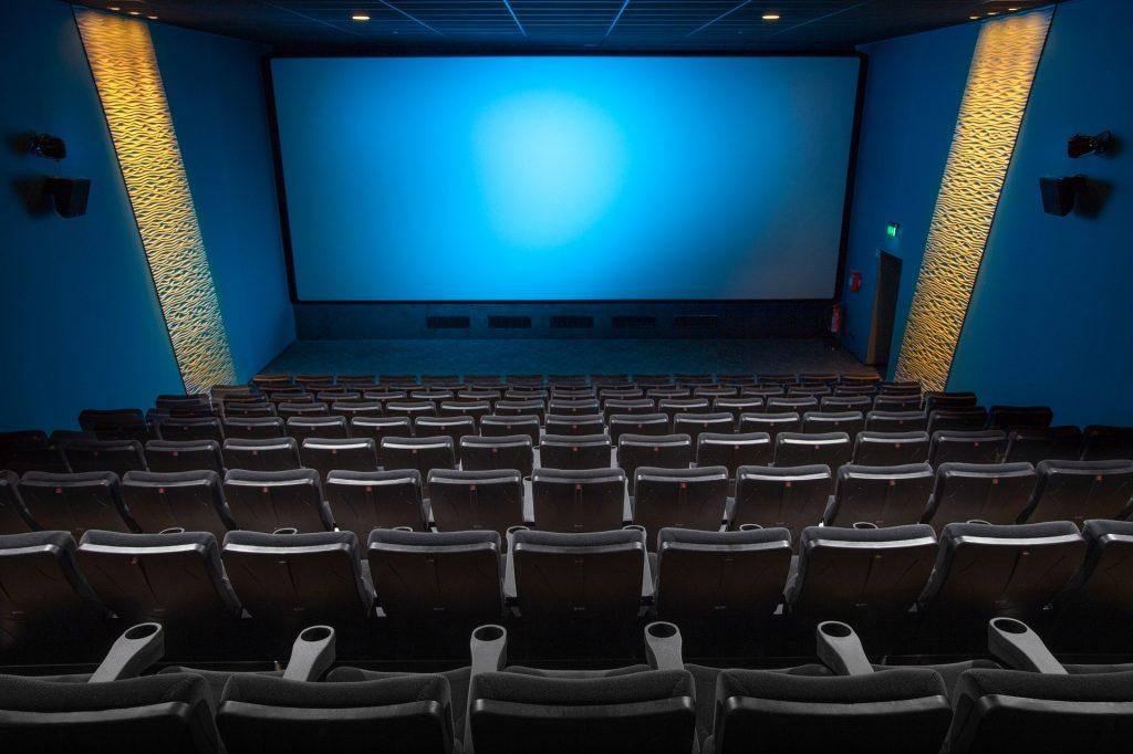 reabertura dos cinemas