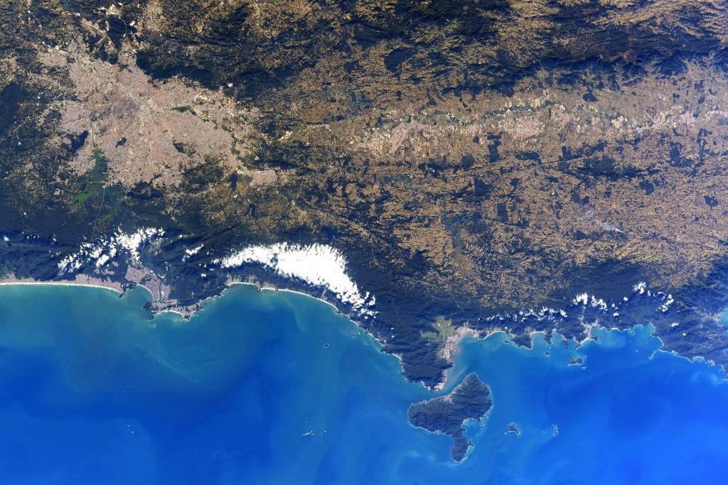 fotografia litoral sp espaço