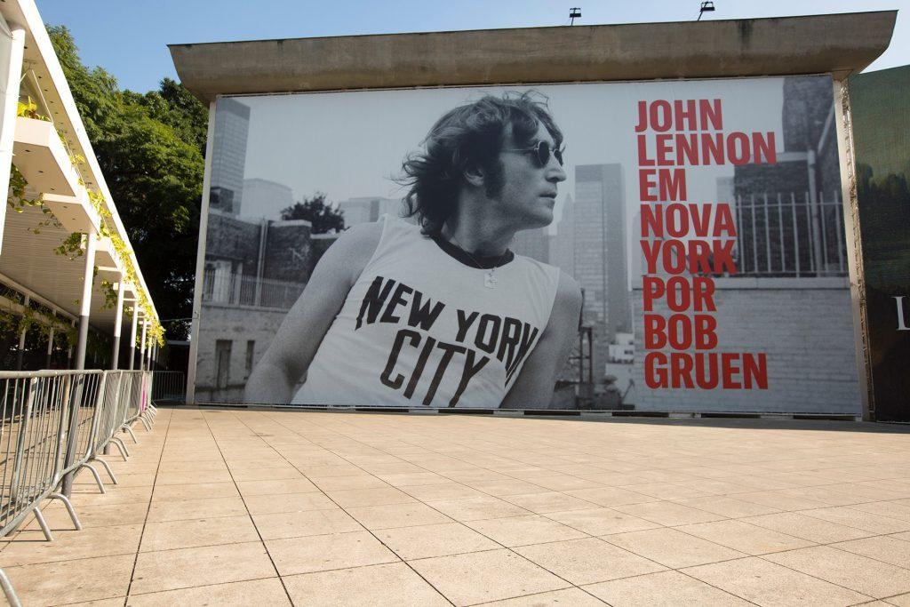 exposição John Lennon MIS