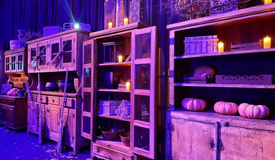 O mundo mágico de Harry Potter em um restaurante temático em SP