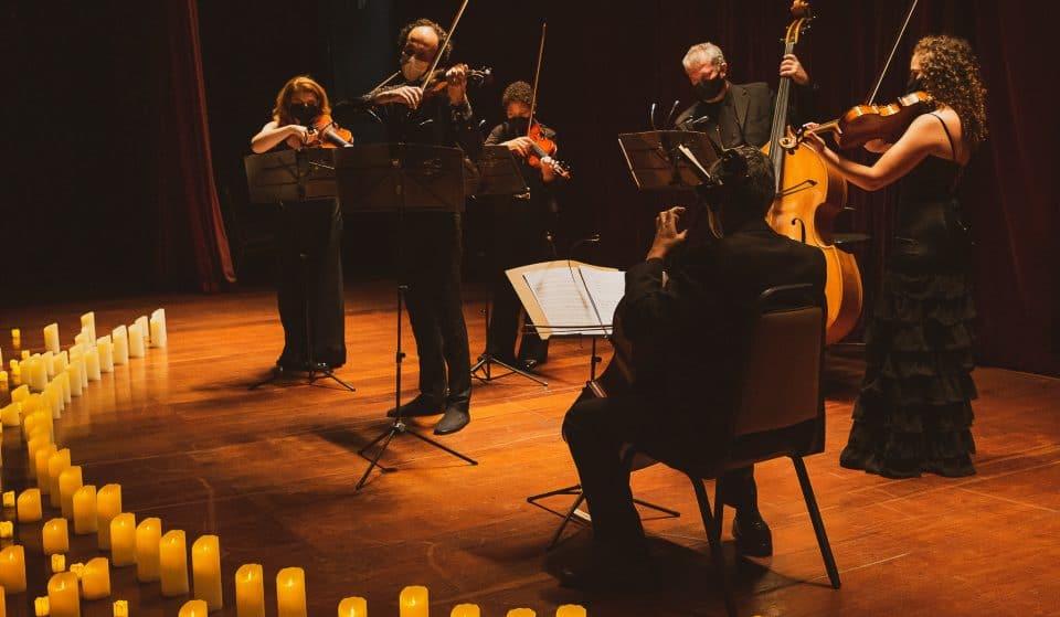 O novo Candlelight traz as trilhas sonoras das suas séries e novelas favoritas