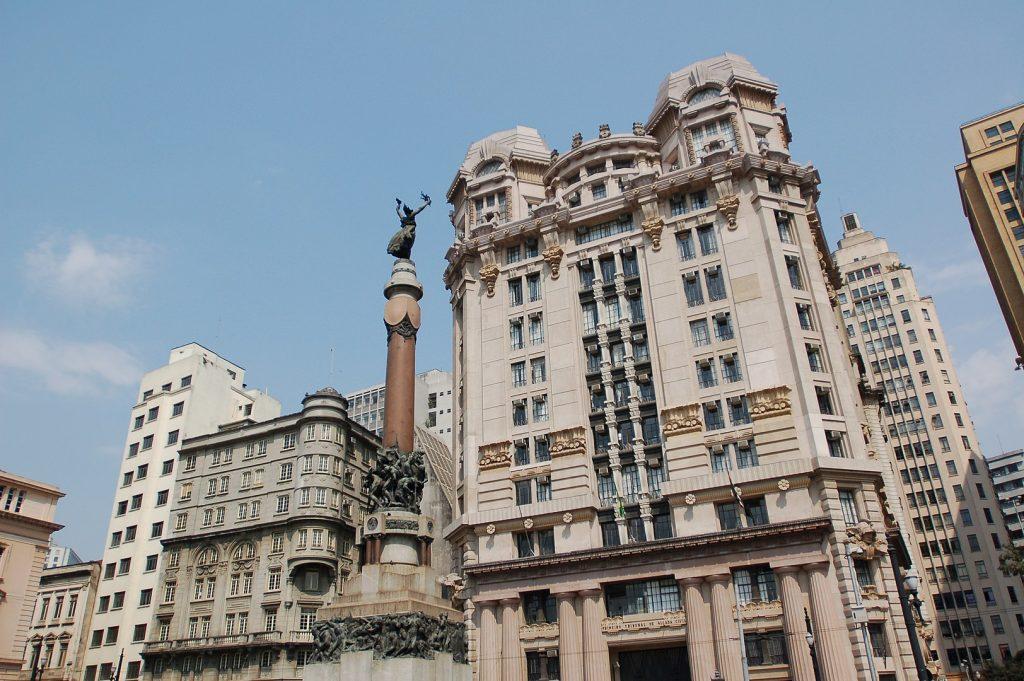 Edifício Bolsa de Valores antigo