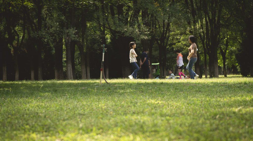 parques fins de semana