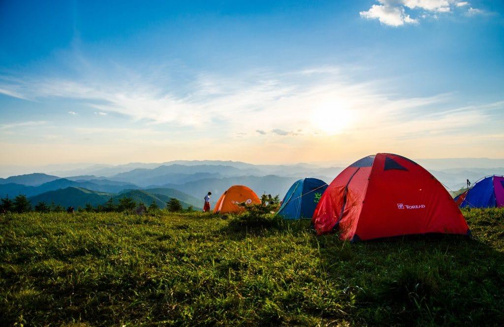 acampar em sp