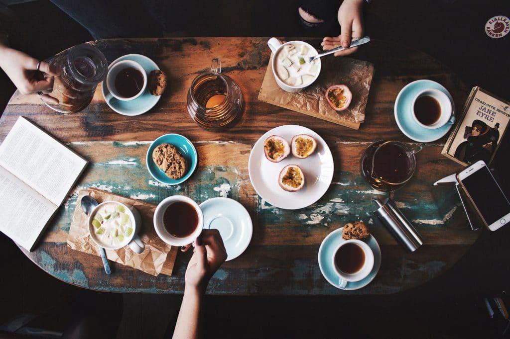 cafeterias descoladas em sp