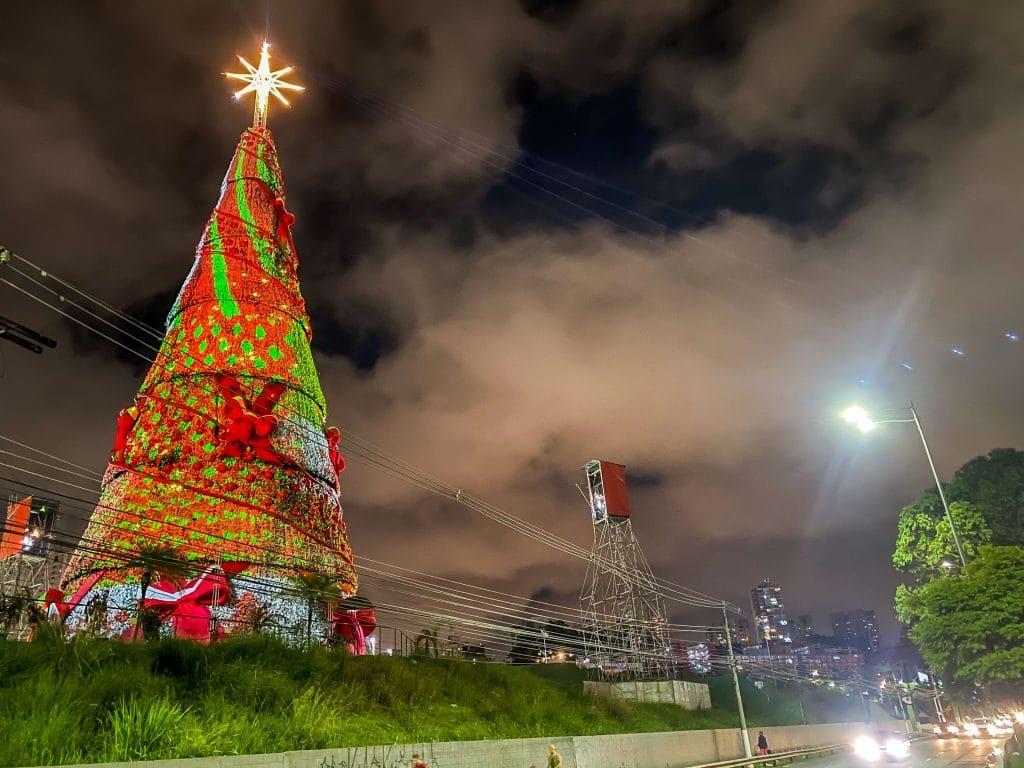 árvore de natal sp 2020