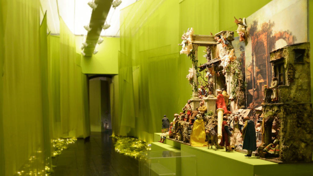 Museu de Arte Sacra de São Paulo presépios
