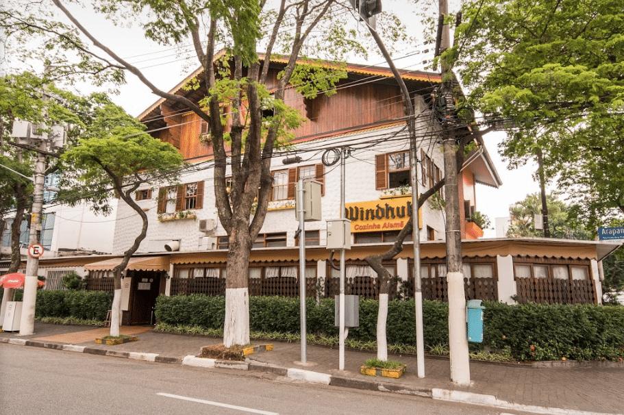 Restaurante Windhuk
