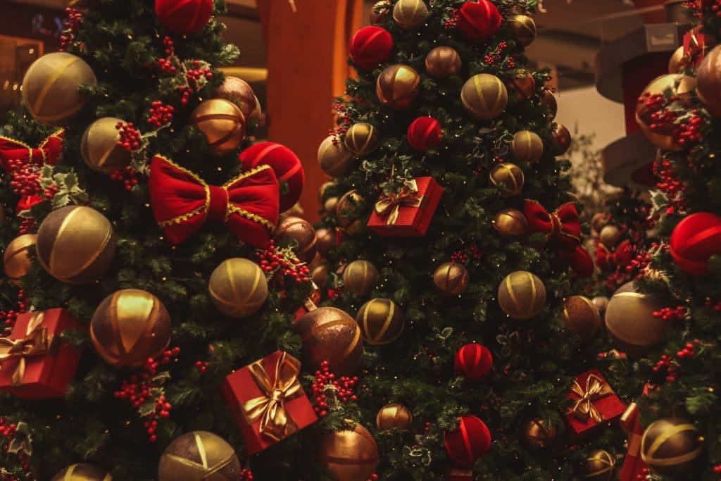 Natal no parque ibirapuera