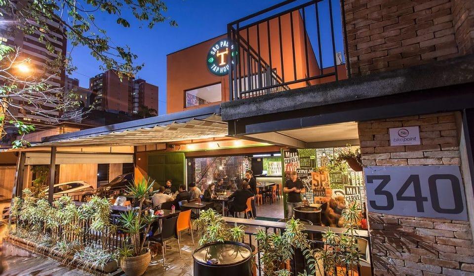 São Paulo Tap House: o lar do chope nacional