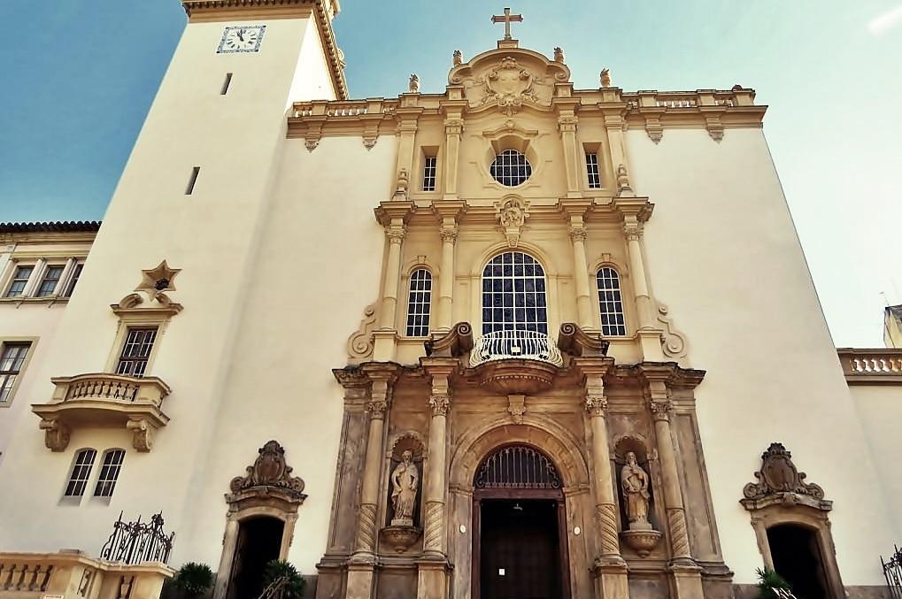 Paróquia-Nossa-Senhora-do-Carmo-Basílica