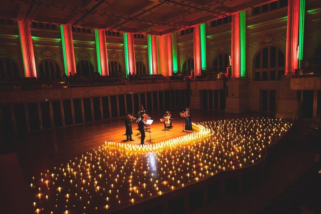 Candlelight sala são paulo