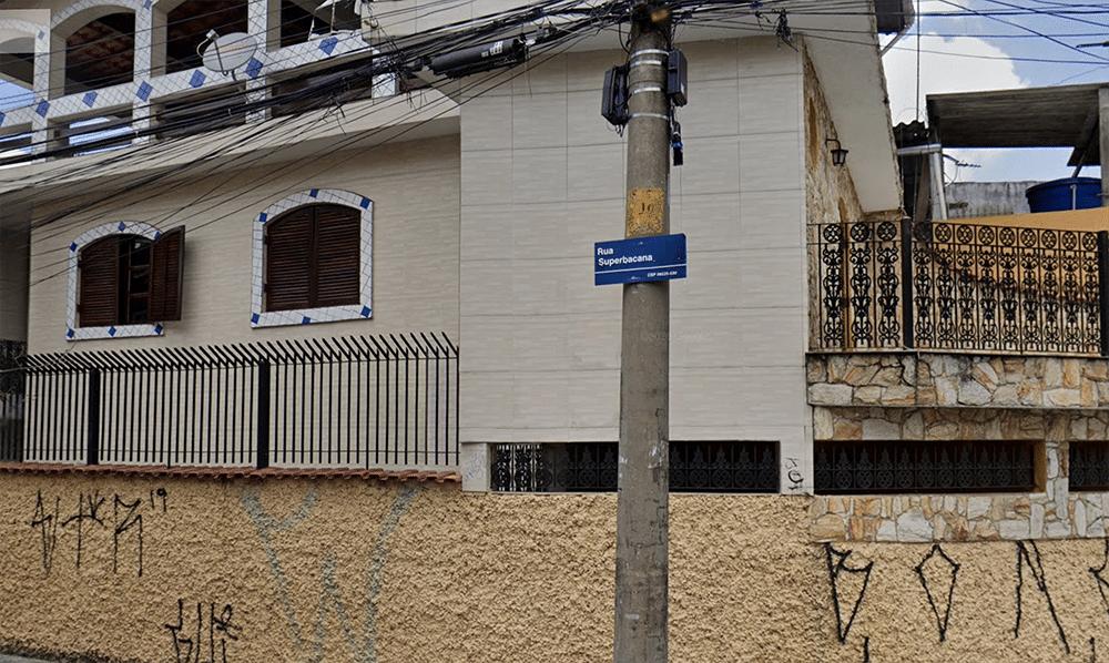 ruas com nomes estranhos sp