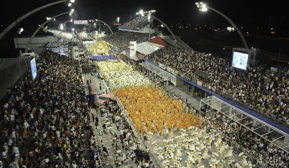 Rede Globo exibe desfiles históricos no Carnaval 2021