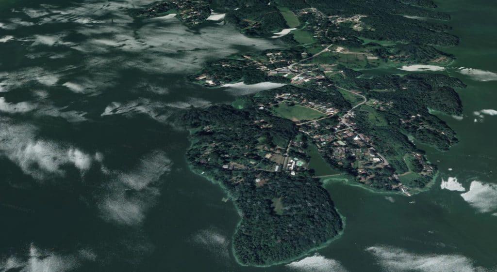 ilha do bororé