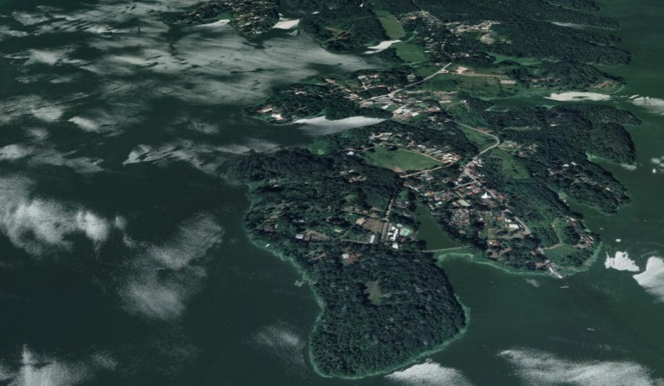 Visite uma 'ilha' sem sair de São Paulo