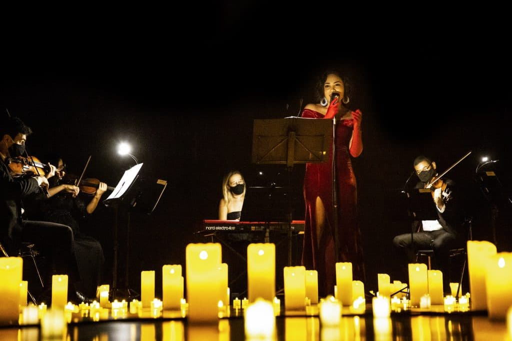 Candlelight Nina Simone