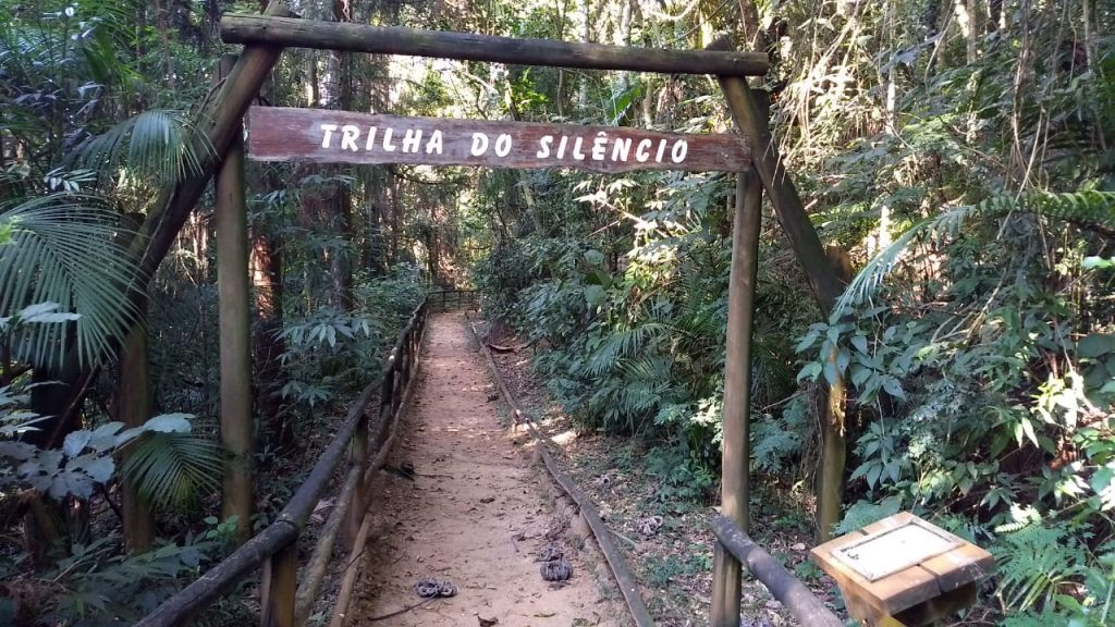 trilha do silêncio