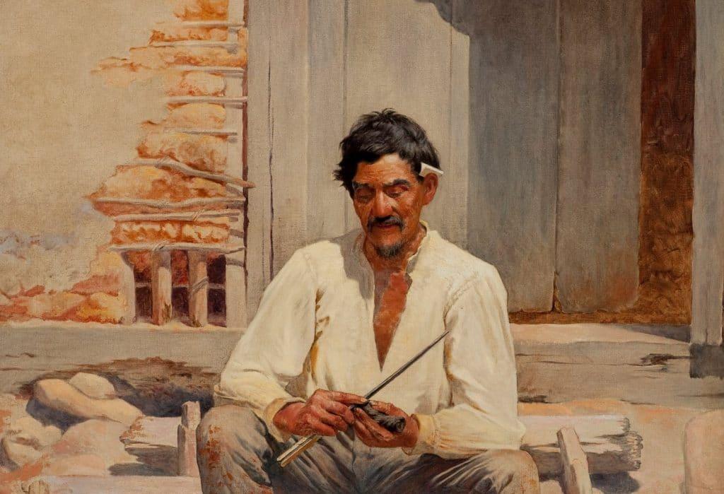 obras da pinacoteca ganham vida