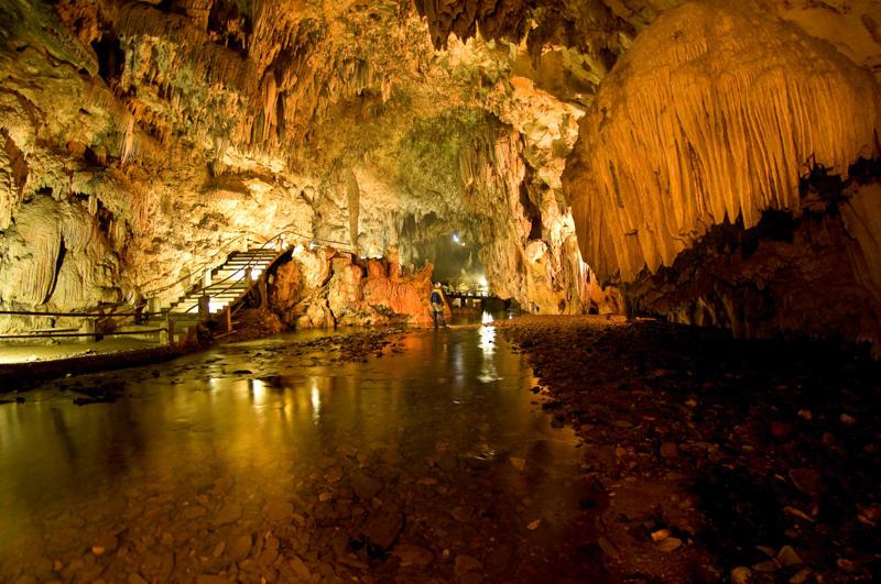 Caverna do Diabo: a atração em Eldorado que vale o bate e volta