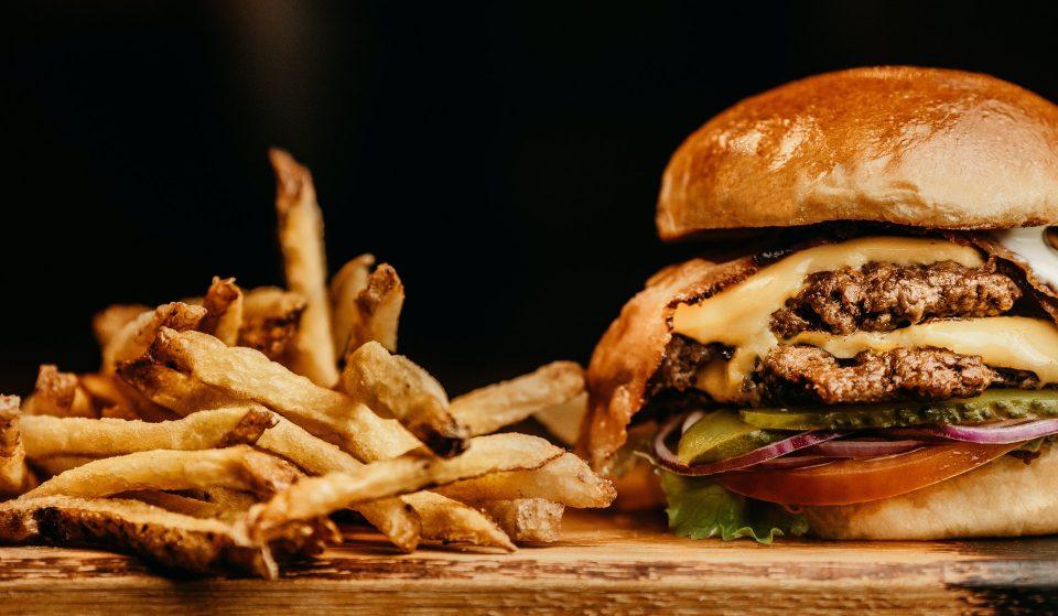 Holy Burger: o clássico hambúrguer do centro